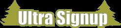 Ultra Signup logo